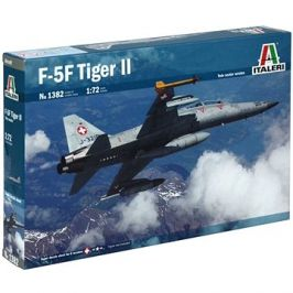 Model Kit letadlo 1382 - F-5 F Twin Seater
