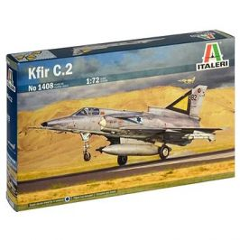 Model Kit letadlo 1408 - Kfir C.2