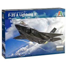 Model Kit letadlo 1409 - F-35 A Lightning Ii Ctol Version
