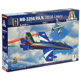 Model Kit letadlo 1418 - MB-339A P.A.N. 2018 Livery