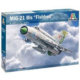 Model Kit letadlo 1427 - MiG-21 Bis ''Fishbed''