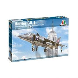 Model Kit letadlo 1435 - Harrier Gr.1 Transatlantic Air Race 50Th Ann.