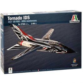 Model Kit letadlo 2766 - Tornado Ids 311° Gv Rsv - 60Th Anniversary