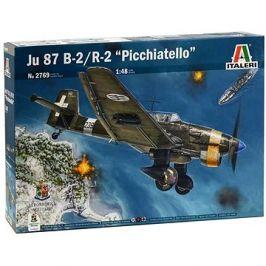 Model Kit letadlo 2769 - Ju 87 B-2/R-2