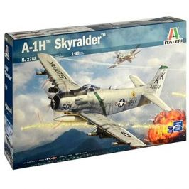 Model Kit letadlo 2788 - A-1H Skyraider