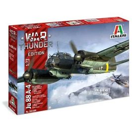Model Kit War Thunder 35104 - JU 88 A-4