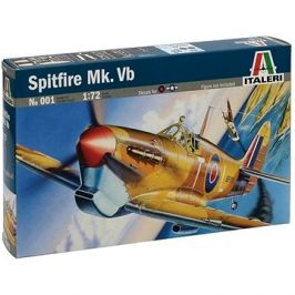 Model Kit letadlo 0001 - Spitfire Mk.Vb