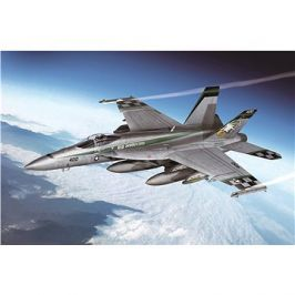 Model Kit letadlo 12565 - USN F/A-18E