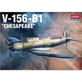 Model Kit letadlo 12330 - V-156-B1 Chesapeake