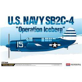 Model Kit letadlo 12545 - U.S.Navy SB2C-4