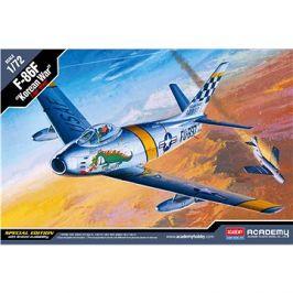 Model Kit letadlo 12546 - F-86F