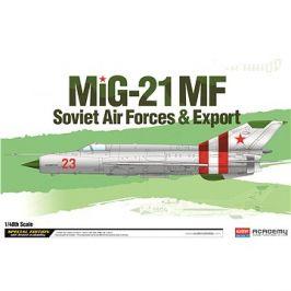 Model Kit letadlo 12311 - Mig-21 MF