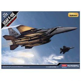 Model Kit letadlo 12550 - USAF F-15E