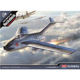 Model Kit letadlo 12327 - Focke-Wulf Ta-183 Huckebein