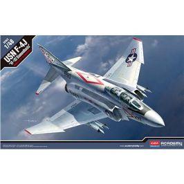 Model Kit letadlo 12323 - USN F-4J VF-102 Diamondbacks