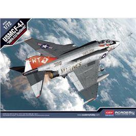 Model Kit letadlo 12556 - USMC F-4J
