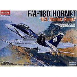 Model Kit letadlo 12422 - F/A 18D Hornet
