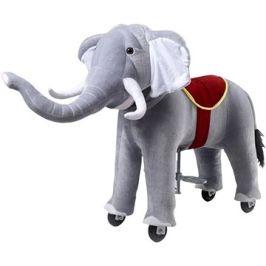 Mechanický jezdící slon Ponnie Bimbo S Profi