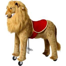 Mechanický jezdící lev Ponnie M Profi
