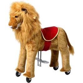 Mechanický jezdící lev Ponnie S Profi