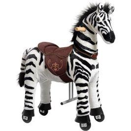 Mechanická jezdící zebra Ponnie Dixi S