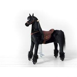Mechanický jezdící kůň Ponnie Ebony XL Profi