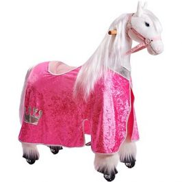 Obleček pro koníka Ponnie M růžový