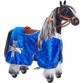 Obleček pro koníka Ponnie S modrý