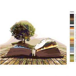 Malování podle čísel - Kniha života