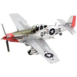 Metal Earth 3D puzzle P-51D Mustang Sweet Arlene