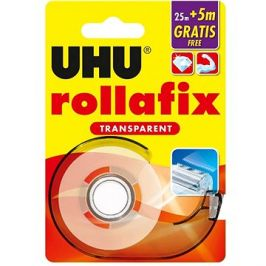 UHU Rollafix Invisible 19 mm x 30 m