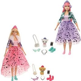 Barbie princess adventure princezna asst