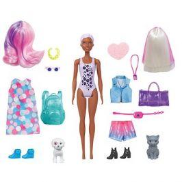 Barbie color reveal Barbie se zvířátkem