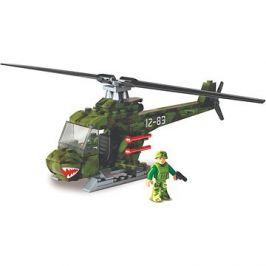 Mega Bloks Vojenská helikoptéra