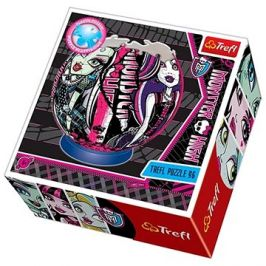Trefl Puzzleball Monster High 96 dílků