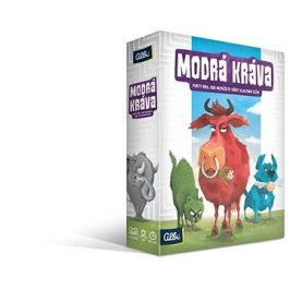 Modrá kráva
