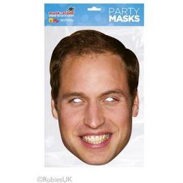 Princ William - maska celebrit
