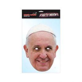 Papež - maska celebrit