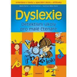 Dyslexie Detektivní úkoly pro malé čtenáře