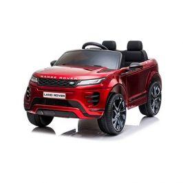 Range Rover Evoque, červené lakované