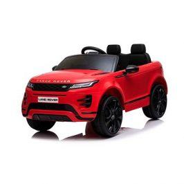 Range Rover Evoque, červené