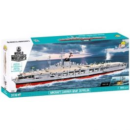 Cobi Letadlová loď Graf Zeppelin z World of Warships