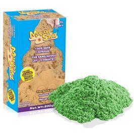 Kinetický / měsíční písek – náhradní sada 800g - zelená barva