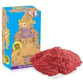 Kinetický / měsíční písek – náhradní sada 800g - červená barva