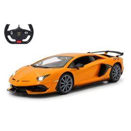 Jamara Lamborghini Aventador SVJ 1:14 2,4G oranžové