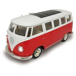 Jamara Street Kings Volkswagen T1 Diecast 1:30 červený