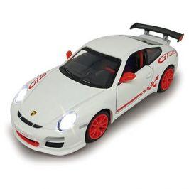 Jamara Street Kings Porsche 911 GT3 RS Diecast 1:32 bílé