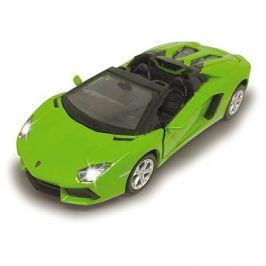 Jamara Street Kings Lamborghini Aventador LP700-4 Roadster Diecast 1:32 zelené