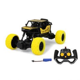 Jamara Slighter CR2 RC Crawler Diecast 2,4GHz žlutý
