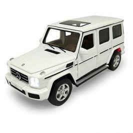 Jamara Street Kings Mercedes-Benz G350D Diecast 1:32 bílý